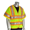 PIP - Class III FR Two-Tone Mesh Safety Vest