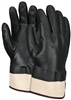 MCR Safety - Double Dipped PVC Jersey Lined Men's Gloves - Large