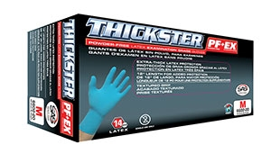 SAS Safety - Thickster Latex Gloves (PK of 100)
