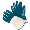 Memphis Glove - Jersey Lined, Blue-White, (PK of 12)