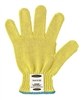 Ansell - Cut Resistant, Yellow, Kevlar® Lined