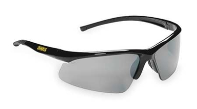 DeWalt - Safety Glasses, Silver Mirror, Uncoated