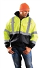 OccuNomix - Class III, Insulated Jacket, Yellow | Lime