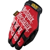 Mechanix Wear Original Series Red Synthetic Leather Gloves