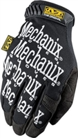 Mechanix Wear Original Series Black Synthetic Leather Gloves