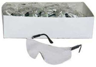 MCR Safety - Clear Lens Eyewear (Pk of 12)
