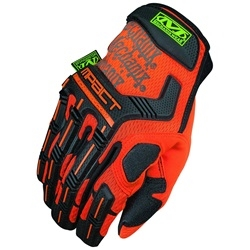 Mechanix Wear M-Pact High Vis. Orange Performance Work Gloves