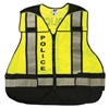Smith & Wesson Incident Command Vest - High Vis Green | Black