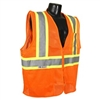 Radians - Class II FR Two-Tone Safety Vest (Orange)