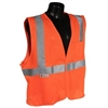 Radians - Economy Class II Mesh Orange Safety Vest